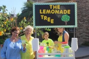 Lemonade Day participants