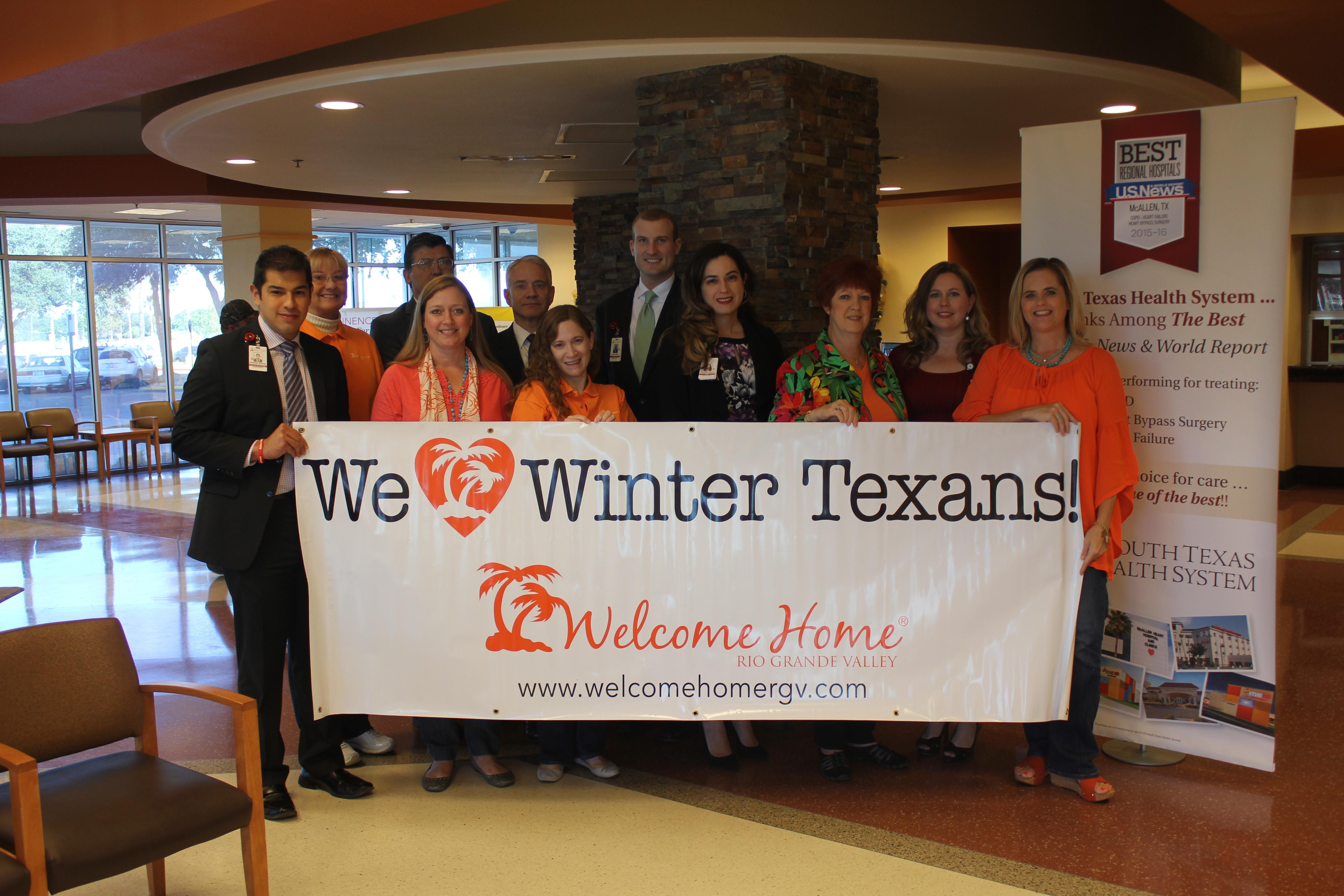 Vendor Space Available For Winter Texan Expo Jan 19 20