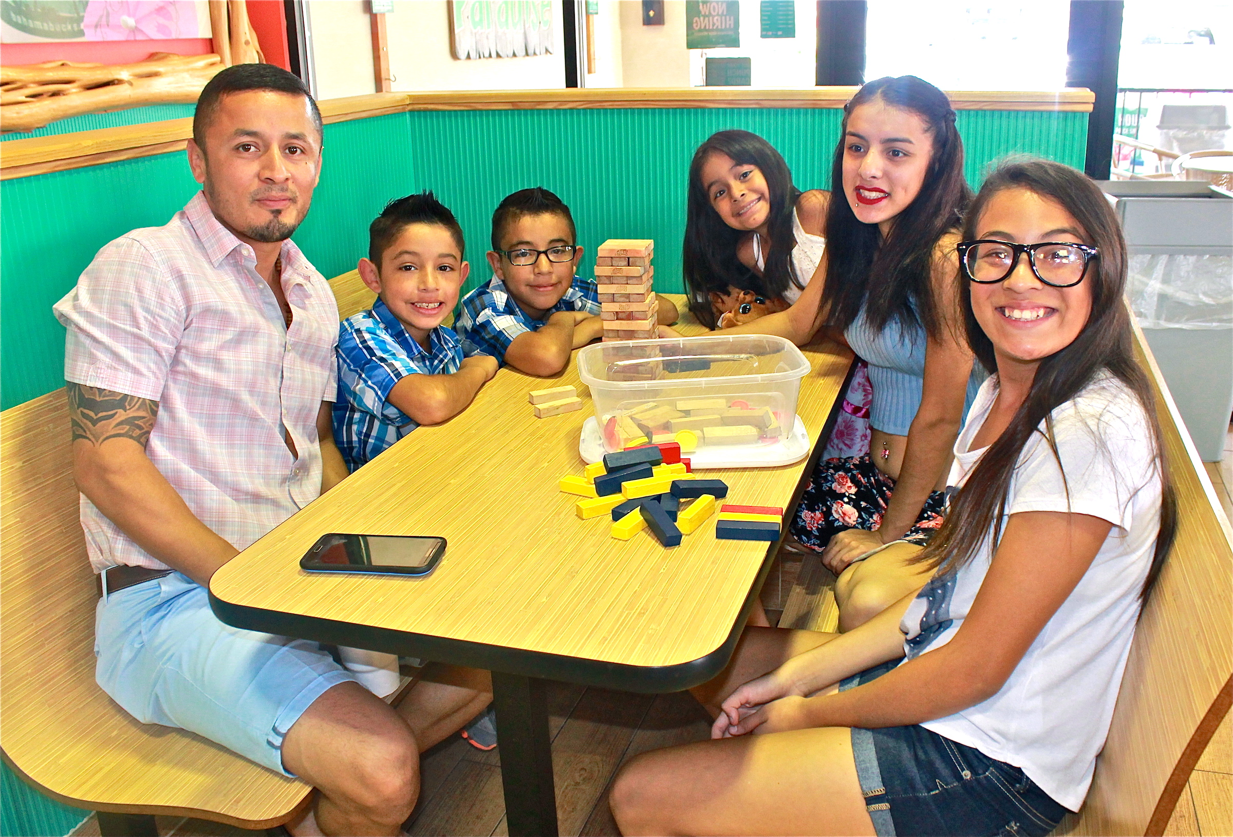 Chilling Out At Bahama Bucks Valley Business Report
