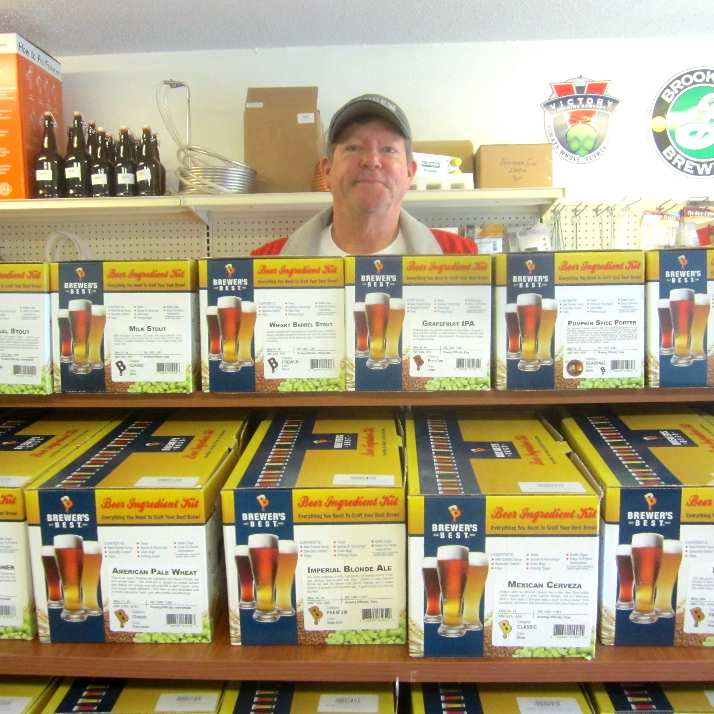 Homebrewing passion for Brews Brothers - Valley Business Report