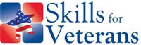 Skills For Veterans logo
