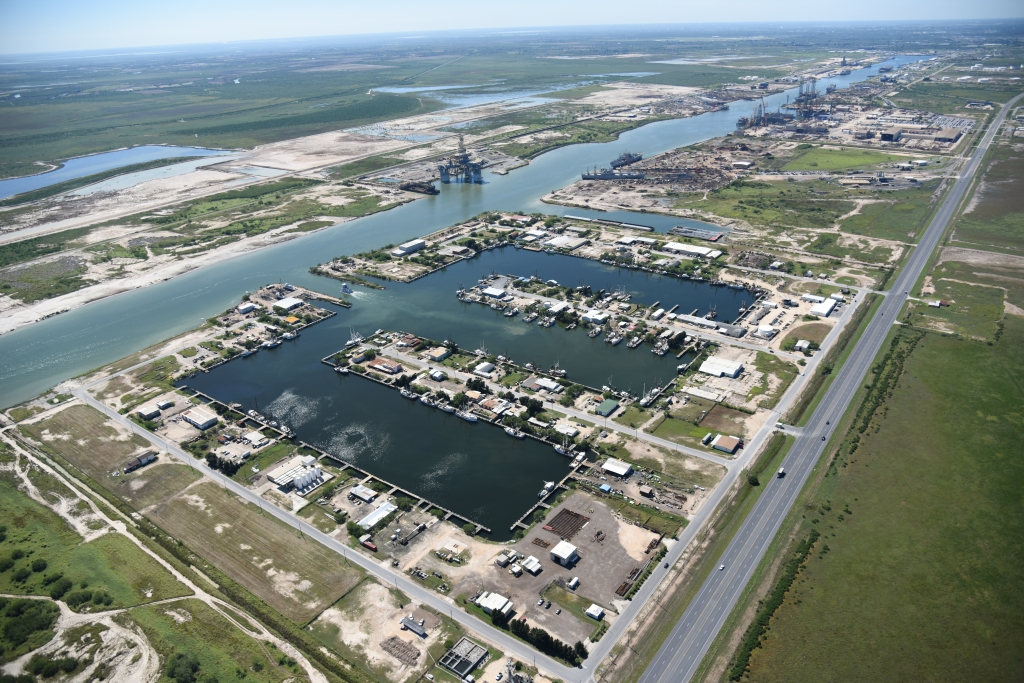 The Brownsville Navigation District (Port of Brownsville) is one of many entities to attend the International Trade Symposium June 8