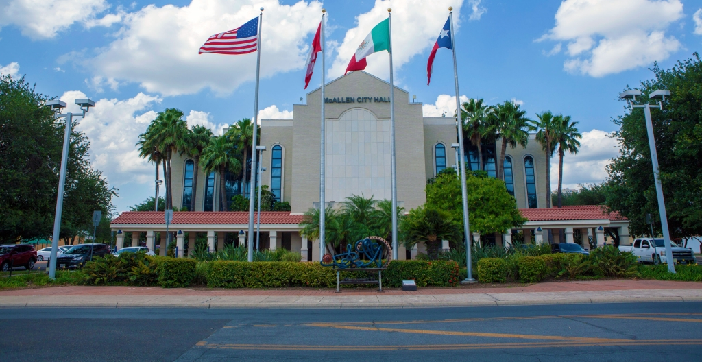 The McAllen-Edinburg-Mission area ranks in the top of the 10 best places to live on a six figure salary. (photo City of McAllen)
