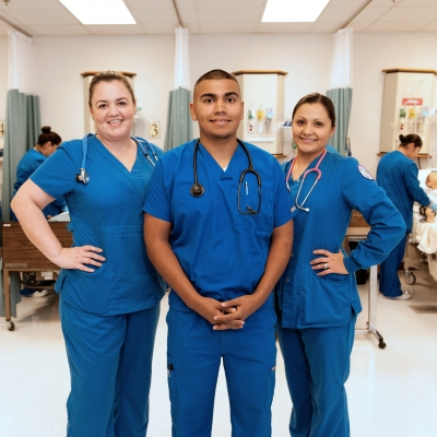 STC recently received a $223,109 JET grant to assist in training for careers in the medical profession. (photo STC)