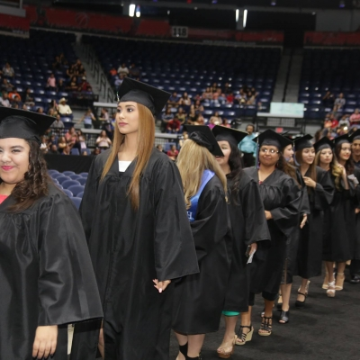 Earning a bachelor's degree from South Texas College is now more streamlined for Texas Southmost College Associate of Applied Science graduates. (photo STC)