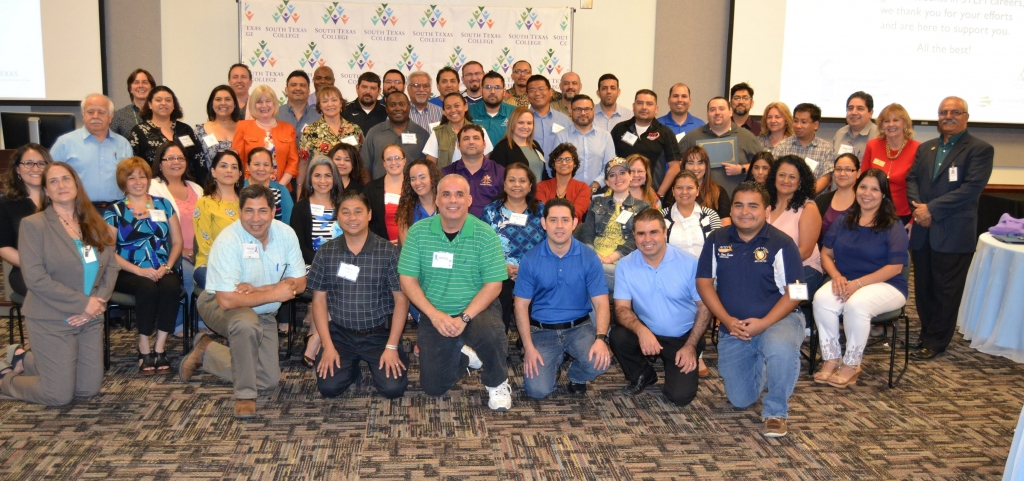 A new cohort of local ISD, community college and university faculty will guide students in STEM careers after graduating from the RGV STEM Faculty Institute. (photo STC)