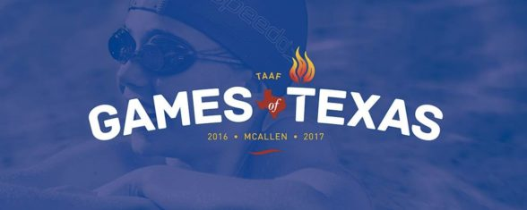 TAAF Summer Games