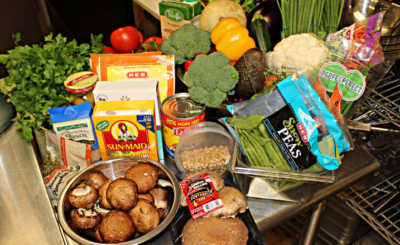 Ingredients for recipes taught to the home cooks are readily available in most grocery stores. (VBR)
