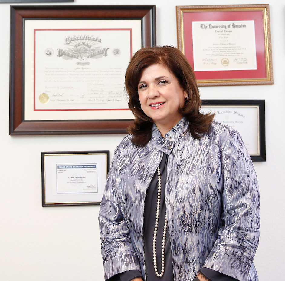 Utrgv director achieves highest certification valley business report dr lydia lpez aguilera has added another level of expertise with board certification in ambulatory xflitez Images