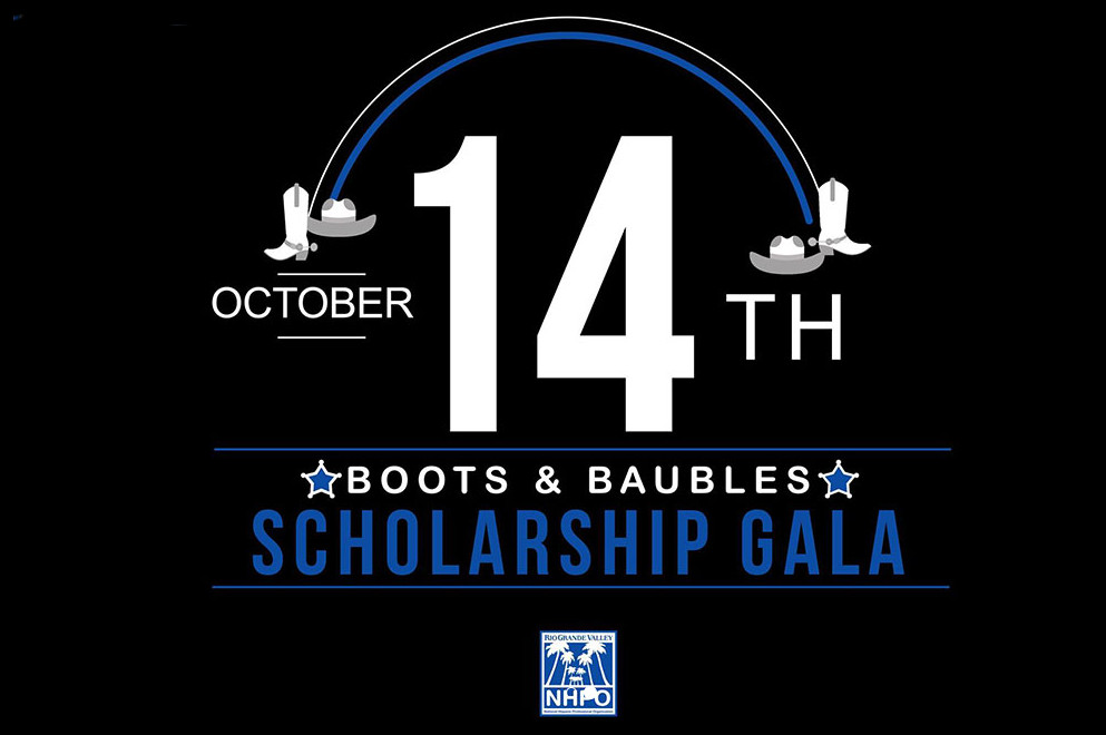 NHPO-RGV 2017 Boots and Baubles Scholarship Gala