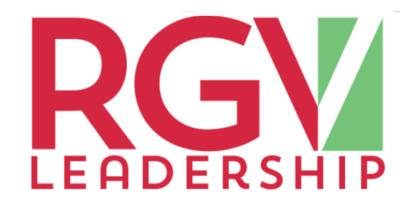 RGV Leadership logo