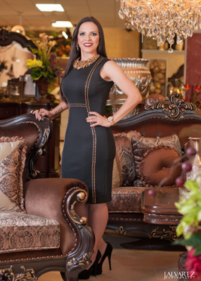 Marlen Saenz expanded her business with the help of an SBA loan. (Courtesy)