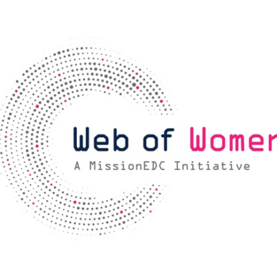 Web of Women logo