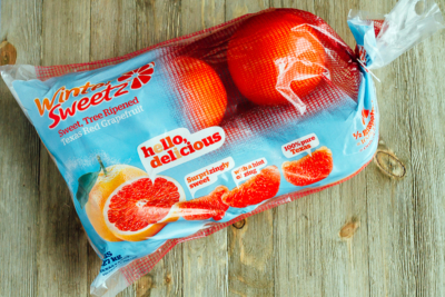 Ruby Red grapefruit is a signature fruit of the Valley citrus crop. (Courtesy)