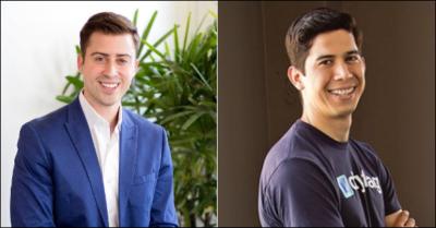 Alberto Altamirano and Alberto Gomez head up Cityflag, Mission EDC's upcoming Expert-In-Residence.