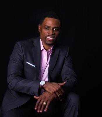 Keynote speaker Daron Roberts (photo daronkroberts.com)