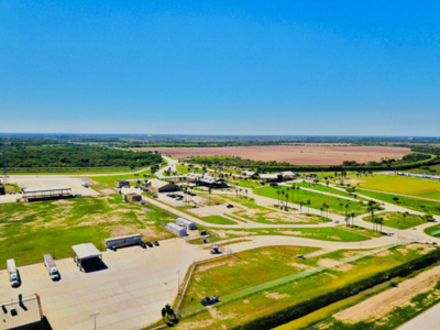 The first episode of Harlingen EDC's The Big Opportunity takes a look at the Free Trade International Bridge at Los Indios Texas. (photo Harlingen EDC)