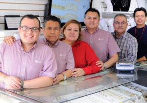 JDG Jewelers in Mission was the winner of the U.S. Small Business Administration's Lower Rio Grande Valley District Office's Small Business Persons of the Year in 2017. The SBA is taking nominations for this year's awards through Jan. 9.