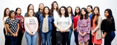 The 2017-2018 CREW cohort (photo Mission EDC)