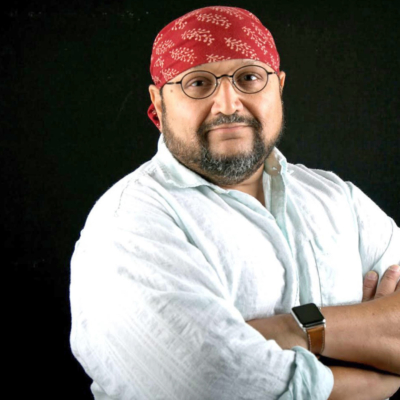 Photographer Pino (Deval) Shah (Courtesy)