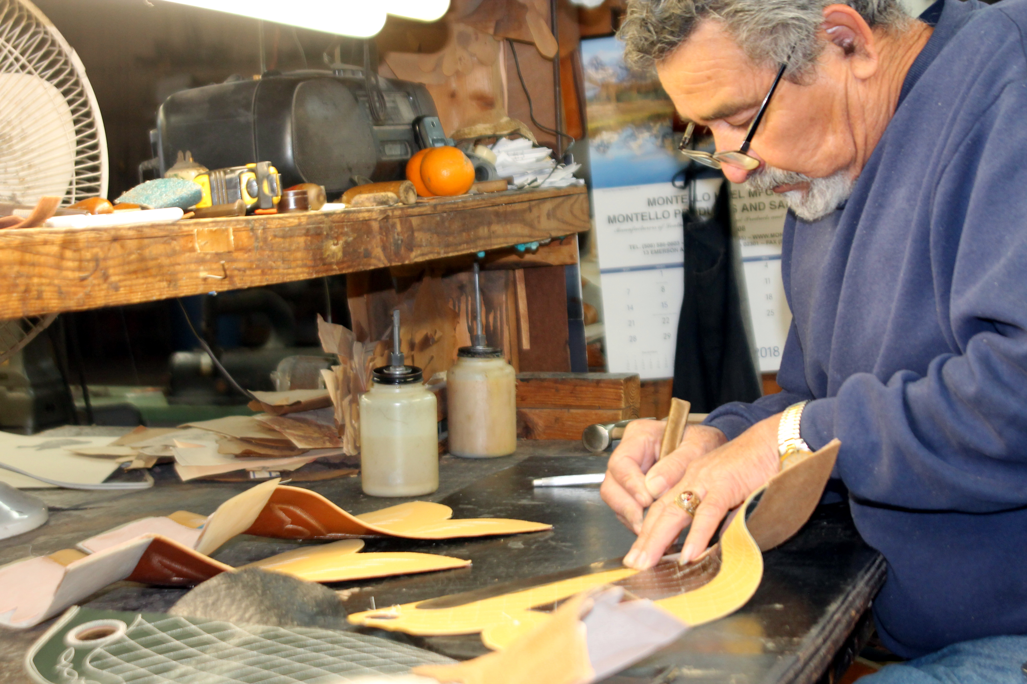 Custom Bootmaker Keeps Tradition Alive - Valley Business Report