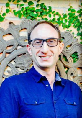 Landscape architect Andrew Heffner. (VBR)