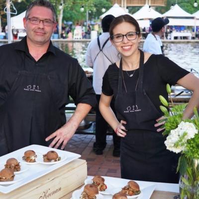 House. Wine & Bistro is one of the many successful McAllen-area restaurants set to participate in Taste McAllen 2018. (photo Taste McAllen)