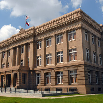 Now known as the Dancy Building, the 1912 Cameron County Courthouse will be the venue for our 2018 Honor Awards presentation. (photo Preservation Texas)