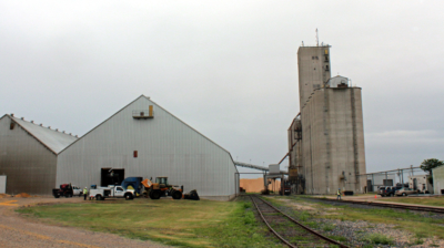 After being out of service for seven years, West Plains LLC invested more than $7 million to restore and start up operations at the port grain elevator with capacity to store three million bushels of grain. (VBR)