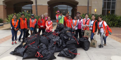 Keep McAllen Beautiful invites citizens to hit the streets of McAllen April 7 to help in the Great American Clean-Up & Don't Mess with Texas Trash-off.