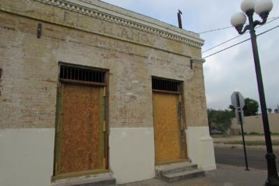 Fernando Balli and the Balli Group have begun restoration of El Alamo, a corner store built in 1893. (VBR)