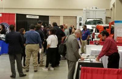The sixth annual South Texas All Hazards Conference attracted more than 5,000 to the McAllen Convention Center March 28-29.