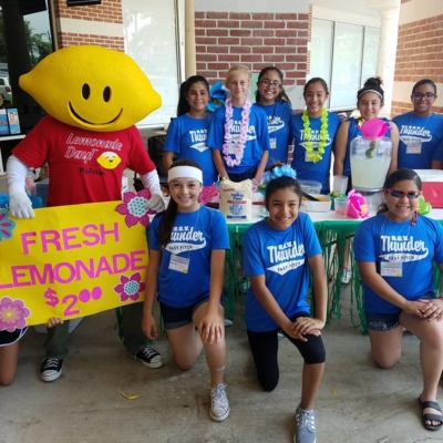 (photo Lemonade Day McAllen)