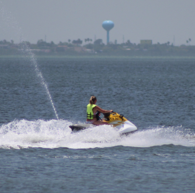 Jetski rentals are among the most popular outdoor activities on the Island. (VBR)