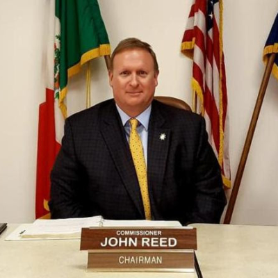 John Reed (photo Port of Brownsville)