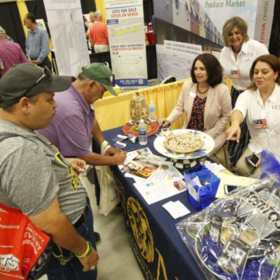 Businesses are invited now to register to participate in the McAllen Business Expo taking place Sept. 13. (photo McAllen Chamber)