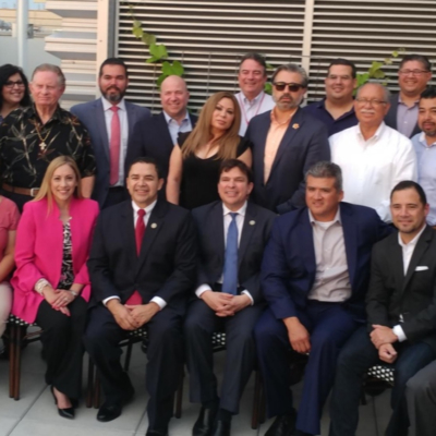 Community leaders and stakeholders from the Rio Grande Valley gathered in Washington, D.C. for the 2nd Annual RGV2DC fly-in.