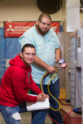 The Texas Workforce Commission has awarded a $122,544 grant to the Division of Business, Public Safety and Technology at South Texas College. (photo STC)
