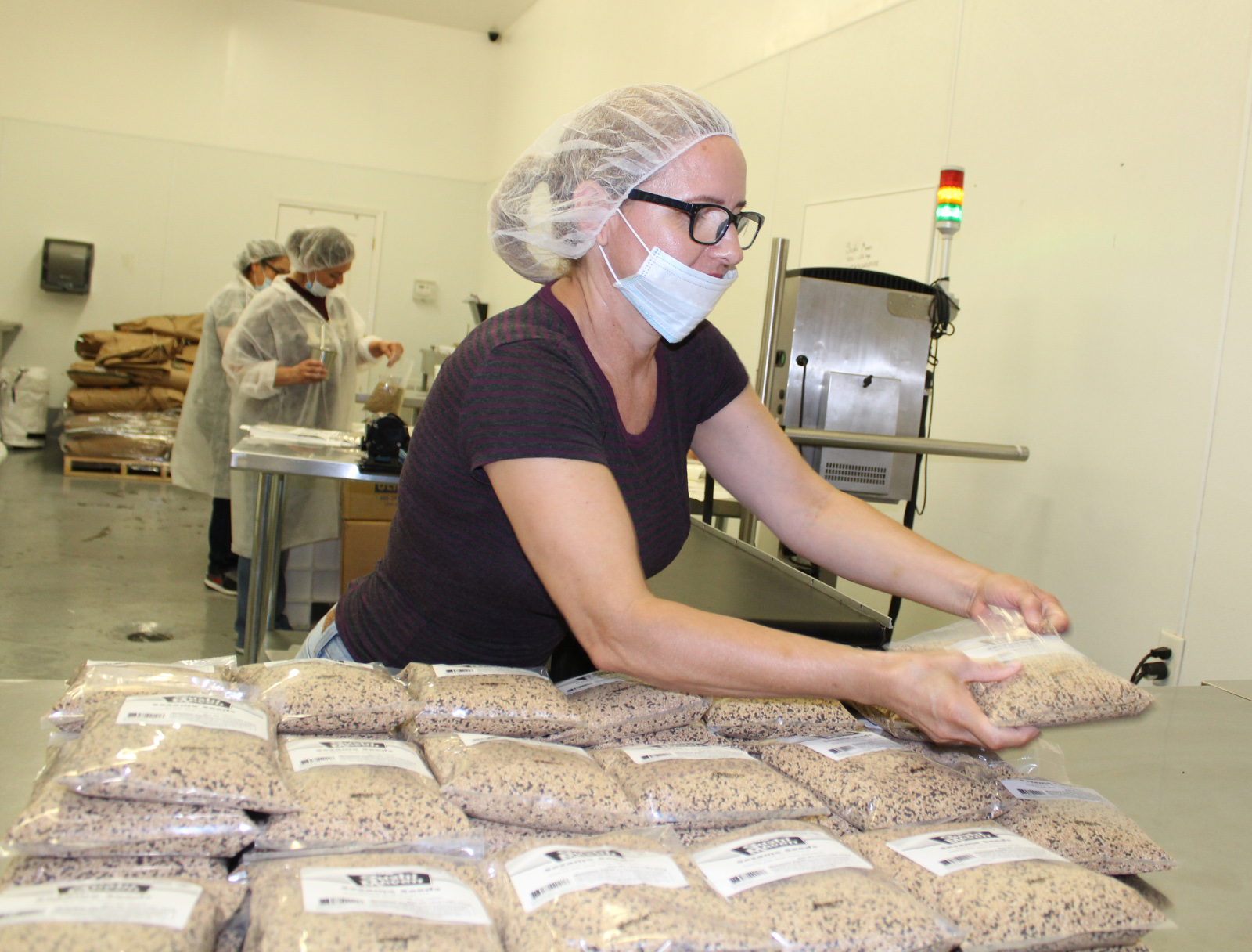 Sesame Seeds Grow a Business - Valley Business Report