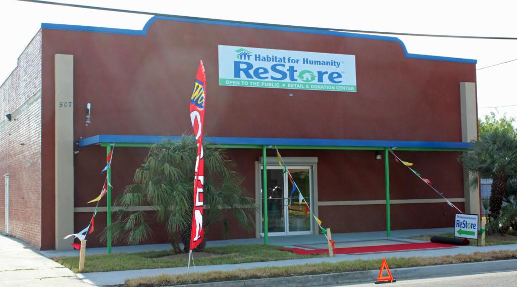 ReStore Harlingen exterior