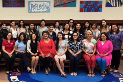 On Aug. 9, STEP UP and McAllen ISD celebrated the new partnership with a meet-and-greet function. (Courtesy photo)