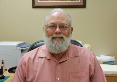 Bruce Reed, UTRGV professor of rehabilitation services and counseling and director of the School of Rehabilitation Services and Counseling
