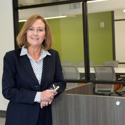 Laurie Simmons is the manager of the University of Texas Rio Grande Valley Center for Innovation and Commercialization in Weslaco. (VBR)