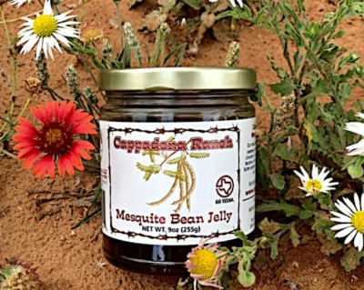 Mesquite bean jellies were the products that launched Cappadona Ranch as a business. (Courtesy)