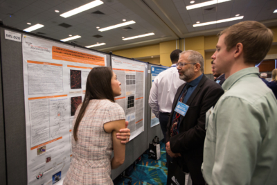 Medicine Research Symposium (photo Silver Salas, UTRGV)