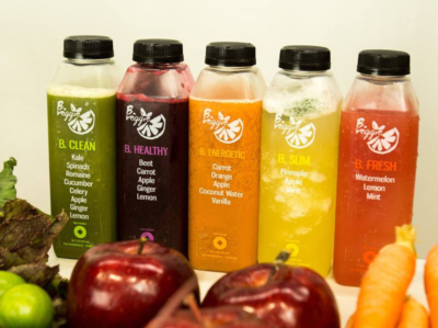 B.veggie juices offer different blends delivered to homes in the Rio Grande Valley or shipped elsewhere. (Courtesy)