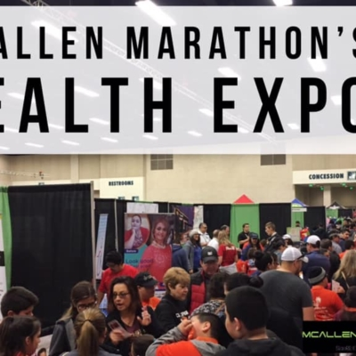 (photo McAllen Marathon's Health Expo)