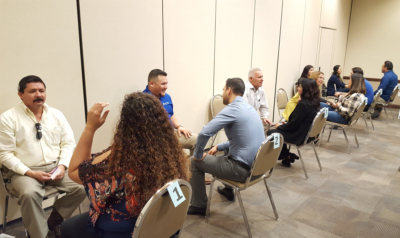 Weslaco Speed Networking