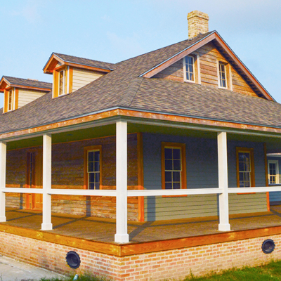 The Laureles Ranch House Museum