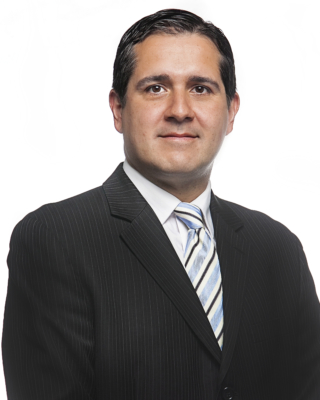 Speaker Luis Torres, research economist at the Real Estate Center at Texas A&M